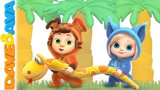 Video 👍Nursery Rhymes and Baby Songs | Top Nursery Rhymes from Dave and Ava 👍 MP3, 3GP, MP4, WEBM, AVI, FLV Agustus 2018
