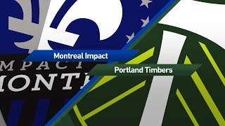 Video Highlights: Montreal Impact vs. Portland Timbers | May 20, 2017 MP3, 3GP, MP4, WEBM, AVI, FLV Mei 2017