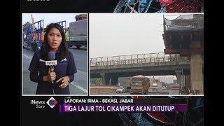 Video Persiapan Penutupan Tiga Lajur Tol Jakarta-Cikampek untuk Uji Proyek LRT - iNews Sore 17/07 MP3, 3GP, MP4, WEBM, AVI, FLV Desember 2018