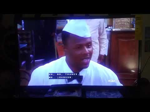 Hoodlum (1997) - Ice Cream Parlor Shop Scene (Bounce TV Version)