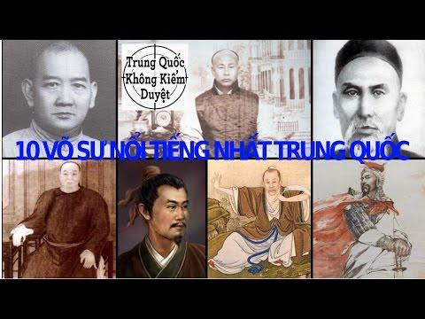 10 Võ Sư Nổi Tiếng Nhất Trung Quốc   Đằng Sau Vạn Lý Trường Thành