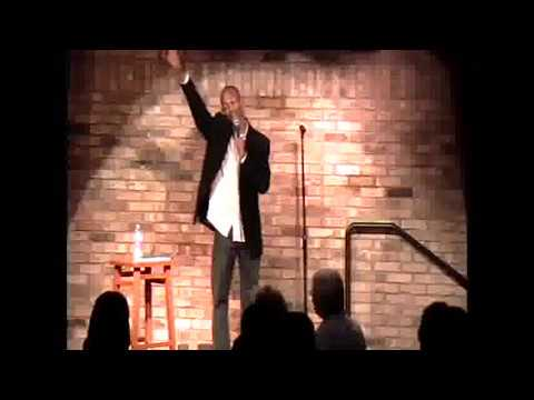 Keith Bender at the Funny Bone