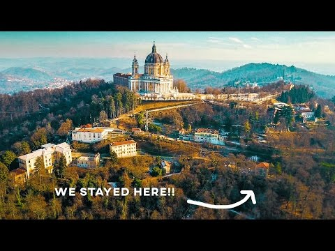 EPIC PLACE TO STAY! (видео)