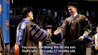 Fall 2017 Commencement Highlights