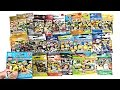 ALL 24 LEGO Minifigures Series!