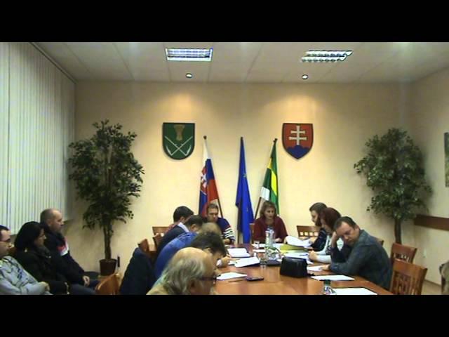 Mimoriadne zastupiteľstvo Košická Polianka 03.03.2015