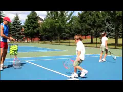 Tennis drills for kids – TennisDennis.ca