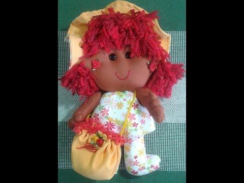 Boneca Docinho