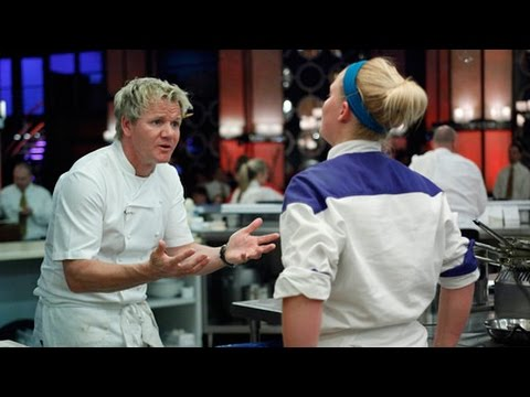 Hell's Kitchen Season 16  Episode 8 Dancing With the Chefs Full Episodes