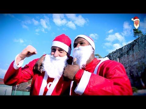 Santa Claus Balde et Glik ! - AS MONACO