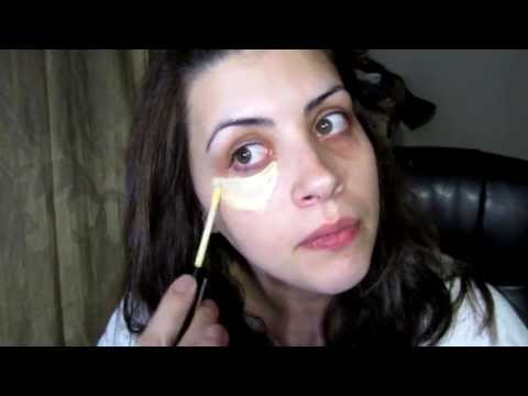 concealer - Hello. I did not put any foundation on. I wanted to focus only on my technique of applying concealer. Thank you for watching and I hope you enjoyed the video...