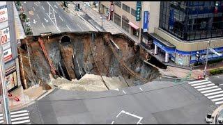 Video HEBATNYA JEPANG!!! Perbaiki Sink Hole Sebesar Lapangan Basket Hanya Dalam Beberapa Hari!!!! MP3, 3GP, MP4, WEBM, AVI, FLV Agustus 2018