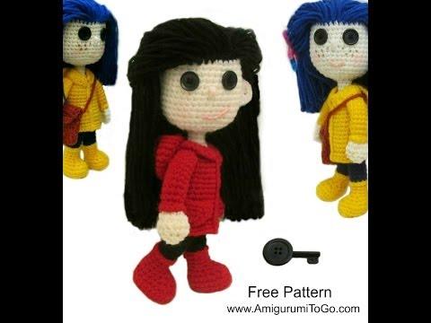 Amigurumi Wybie Doll : Standards Smurfs Movie Smurfette CostumeSmall 46 ...