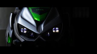 9. 2017 Kawasaki Z1000 Sugomi SE, OFFICIAL VIDEO By:Daivan Hobby Moge 'EXHAUST SOUND' [indonesia]