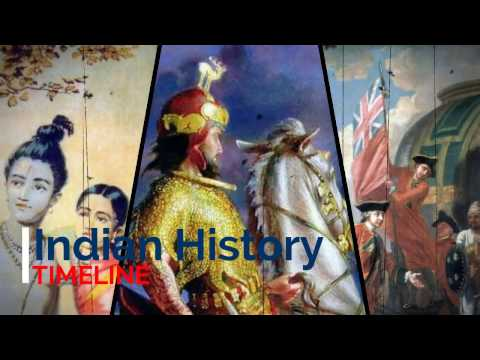Timeline of Indian History in One hour   Introductory Episode