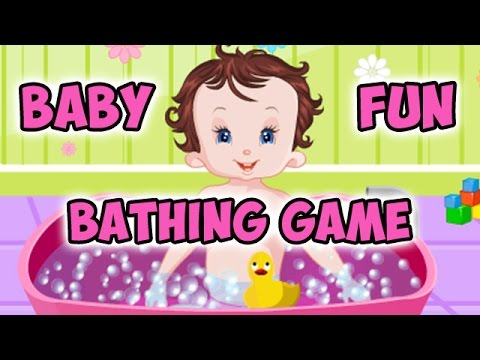 Baby Fun Bathing Game for Girls, Kids & Babies – Online Flash Games