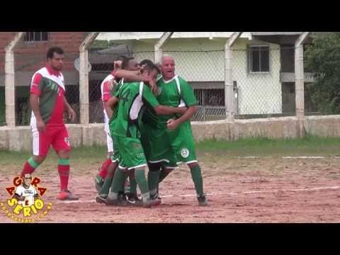Gol do Titulo Palmisul Heptacampeão dos Veteranos 2016