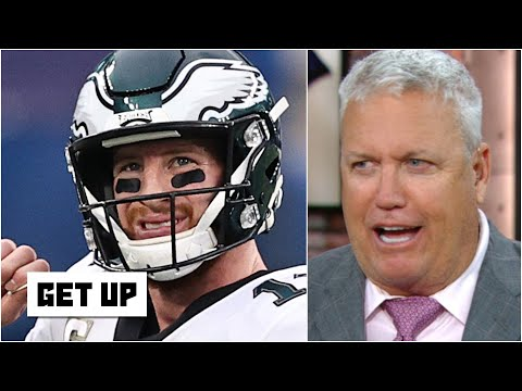 Rex Ryan says 'Carson Wentz is garbage' & sadly admits the Cowboys could win the NFC East | Get Up