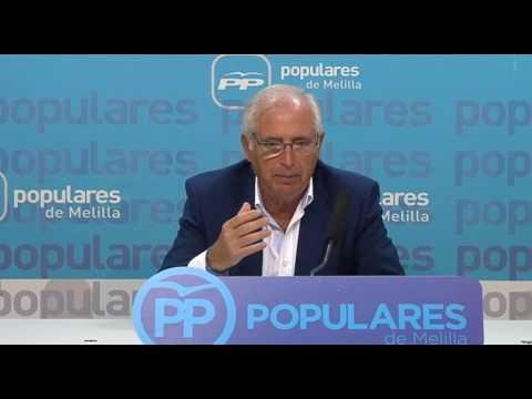 """Imbroda """"El incidente ocurrido en La Cañada no tiene justificación"""""""