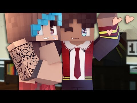 RoseGate High: Reloaded l EP 8 l The Night Before the Social [Minecraft Roleplay]