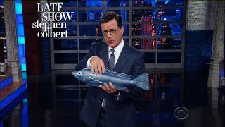 """Anthony Scaramucci's call to The New Yorker's Ryan Lizza was on the record and off the wall. Subscribe To """"The Late Show""""..."""
