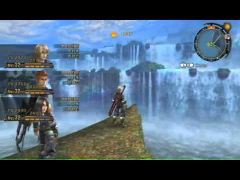 Xenoblade Chronicles - Extrait 3