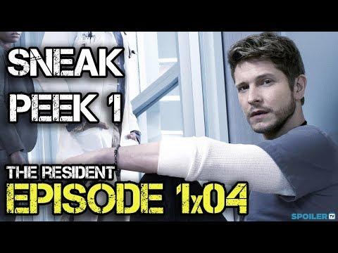 "The Resident 1x04 Sneak Peek ""Identity Crisis"" Season 1 Episode 4"