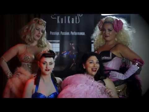 Dancer's Passion Series- Burlesque Episode. ft. Two Dames Productions