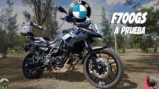 10. BMW F700GS || Prueba/Opinio�n