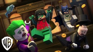 Nonton Clip   Lego Dc Comics Super Heroes   Justice League  Gotham City Breakout    Opening Minute Film Subtitle Indonesia Streaming Movie Download