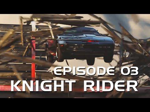 Kitt and Airwolf Episode 03 | Knight Rider 3d Animation Series