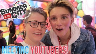 ► MEETING MORGZ, SAFFRON BARKER, OLI WHITE, WILLNE!!! SUMMER IN THE CITY 2017! (my favourite vlog :D)► Summer Vlog Episode 3! ► BUSINESS ENQUIRES! - domlawrence@outlook.comThanks for watching, and have a great day! :) - DomVlogs► MEETING MORGZ, SAFFRON BARKER, OLI WHITE, WILLNE!!! SUMMER IN THE CITY 2017! (my favourite vlog :D)► If you enjoyed the video everyone, please SMASH the thumbs up button, COMMENT what you liked about the video and have an AWESOME day! See you later lads!► Social Medias - Twitter - https://twitter.com/dom_vlogs- Instagram - https://www.instagram.com/domvlogs/?hl=en- Snapchat - therealdomvlogsCHECK OUT MY OTHER 3AM VIDEOS!!! :O / / /► CALLING SLENDERMAN AT 3AM! *HE CAME TO MY HOUSE!!* SO SO SCARY OMG! - https://www.youtube.com/edit?o=U&video_id=cyaeIQS6DXc► OMG! NEVER CALL *MINIONS* AT 3AM! *IT CAME TO MY HOUSE!* SO SO SCARY!!  - https://www.youtube.com/edit?o=U&video_id=eWzSEJ5nHA4► NEVER TALK TO SIRI IN A HAUNTED PLAYGROUND AT 3AM! SO CREEPY OMG!  - https://www.youtube.com/edit?o=U&video_id=dMOut6uZlbo► NEVER MAKE GALLIUM SLIME AT 3AM!! *OMG THIS WAS SO SCARY!* - https://www.youtube.com/edit?o=U&video_id=emT8cV3qkQc► MAKING A COOKIE FIDGET SPINNER (ACTUALLY SPINS!) AT 3AM! *OMG SO SO SCARY!* - https://www.youtube.com/edit?o=U&video_id=RHeamT6AgTk► POSSESSED DOLL ONE MAN HIDE AND SEEK! (3AM CHALLENGE!) *SO SO SCARY OMG!* - https://www.youtube.com/edit?o=U&video_id=Zb8tF7ZpvwI► NEVER MAKE A FIDGET SPINNER OUT OF SLIME AT 3AM!! OMG SO SCARY! - https://www.youtube.com/edit?o=U&video_id=d7X8xurdnH0► CALLING MY ABANDONED HAUNTED SCHOOL AT 3AM! *OMG SO SCARY!!* - https://www.youtube.com/edit?o=U&video_id=-5ubqlaHdPI► DONT PLAY BLOODY MARY AT 3AM - *THIS IS WHY!* - https://www.youtube.com/edit?o=U&video_id=esMzNtAXjfg► DONT PLAY CHARLIE CHARLIE WITH A FIDGET SPINNER AT 3:00 AM! *SO SCARY!* - https://www.youtube.com/edit?o=U&video_id=OQr6Ddmqr74► DO NOT SPIN TWO FIDGET SPINNERS AT 3AM! SUPER CREEPY! *SCARIEST VIDEO YET!* - https://www.youtube.com/edit?o=U&video_id=pmRyIlQVXHQ► NEVER SPIN FIDGET SPINNERS AND SLIME AT 3AM! *SO SO SCARY!!!* - https://www.youtube.com/edit?o=U&video_id=kqHtpVARCDo► NEVER MAKE SLIME AT 3AM!! *EXTREMELY DANGEROUS!!!* SO CREEPY!  - https://www.youtube.com/edit?o=U&video_id=KgTqFjd4EFA► DO NOT CALL *TALKING ANGELA* AT 3AM! *SHE CAME TO MY HOUSE!!!*  - https://www.youtube.com/edit?o=U&video_id=dO0OuozAgt0fidget spinner, fidget, spinner, spin, 3am, 3am king, 3am queen, 3am video, 3, 3 morning, 3AM, 3pm, 3 o clock, 3 in the morn, 3 in the morning , fluffy slime , dont make fluffy slime at 3am , slime , SLIME , 3am slime , 3am vs slime , blindfolded slime 3am , blindfolded slime challenge, slime challenge , 3am vs slime , 3am vs floam , floam, butter slime , fishbowl slime , facemask slime , no borax , no glue ,  no shaving foam , no facemask , no paint , no contact solution , no eye drops , no contact , fluffy, floam , butter , cream cheese , instagram , snapchat , slime , slimey , putty , slime 1 ingredient , slime , rainbow slime , rainbow , rainbow slime diy , rainbow diy , slime diy , 3am , rainbow , rainbow slime , rainbowww , summer vlogs , summer , six weeks of summer , elmo , elmo 3am , summer in the city , sitc , summer in the city 2017 , morgz , saffron barker , lee hinchecliffe , jake mitchell , oli white , willne , marzbar , meeting famous youtubers , meeting youtubers , meeting my idols , pranking youtubers , youtubers , youtuber , sitc 2017 , summer in the city , london excel , london