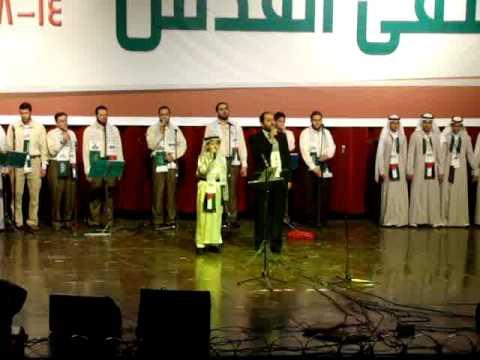 ملتقى القدس 15 – الأمجاد + أبو عاصم ( يا سماء القدس )؟