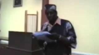 Fourth Annual Spokenword Festival at Third Baptist Church Social Hall