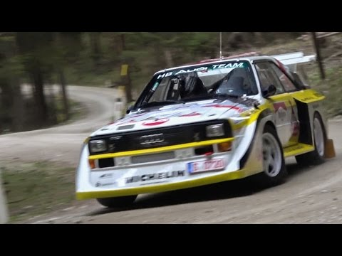 AUDI QUATTRO POWER | Lavanttal Rallye 2017