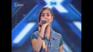 X Factor Albania 2 - 18 Nentor 2012 - Tringa Krasneci