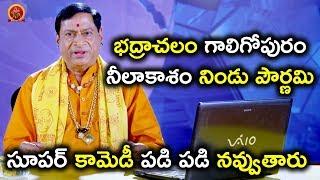 MS Narayana Non Stop Comedy Scenes - Back To Back - Latest Telugu Movie Scenes