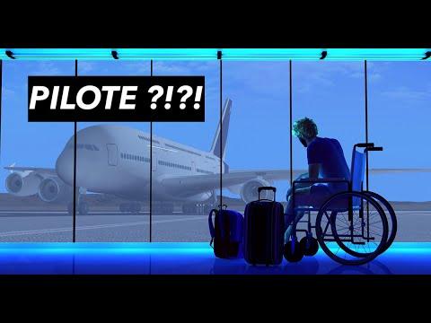 Le PILOTE est HANDICAPÉ ?!?! Non mais vous rigolez ...