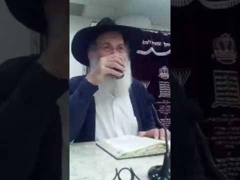 הרב זמרוני ציק ז&#039 טבת