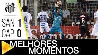 CLASSIFICADOS! O #CaminhodoTetra tá se desenhando, Nação Santista! O Santos FC venceu o Atlético-PR, por 1 a 0, na Vila e está nas quartas de final da CONMEBOL Libertadores Bridgestone! Nosso próximo adversário é o Barcelona de Guayaquil!Inscreva-se na Santos TV e fique por dentro de todas as novidades do Santos e de seus ídolos! http://bit.ly/146NHFUConheça o site oficial do Santos FC: www.santosfc.com.brCurta nossa página no facebook: http://on.fb.me/hmRWEqSiga-nos no Instagram: http://bit.ly/1Gm9RCSSiga-nos no twitter: http://bit.ly/YC1k82Siga-nos no Google+: http://bit.ly/WxnwF8Veja nossas fotos no flickr: http://bit.ly/cnD21USobre a Santos TV: A Santos TV é o canal oficial do Santos Futebol Clube. Esteja com os seus ídolos em todos os momentos. Aqui você pode assistir aos bastidores das partidas, aos gols, transmissões ao vivo, dribles, aprender sobre o funcionamento do clube, assistir a vídeos exclusivos, relembrar momentos históricos da história com Pelé, Pepe, e grandes nomes que só o Santos poderia ter.Inscreva-se agora e não perca mais nenhum vídeo! www.youtube.com/santostvoficial-------------------------------------------------------------** Subscribe now and stay connected to Santos FC and your idols everyday!http://bit.ly/146NHFUVisit Santos FC official website: www.santosfc.com.brLike us on facebook: http://on.fb.me/hmRWEqFollow us on Instagram: http://bit.ly/1Gm9RCSFollow us on twitter: http://bit.ly/YC1k82Follow us on Google+: http://bit.ly/WxnwF8See our photos on flickr: http://bit.ly/cnD21UAbout Santos TV: Santos TV is the official Santos FC channel. Here you can be with your idols all the time. Watch behind the scenes, goals, live broadcasts, hability skills, learn how the club works, exclusive videos, remember historical moments with Pelé, Pepe and all of the awesome players that just Santos FC could have. Subscribe now and never miss a video again! www.youtube.com/santostvoficial