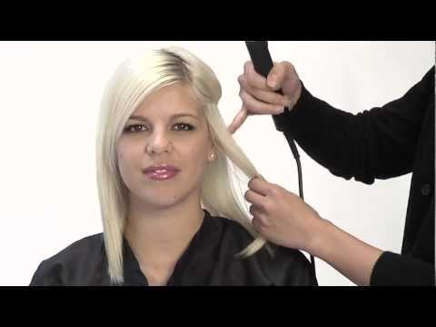 Easy Curling Iron Tutorial: The Express Ion Curl® TurnStyle®