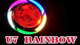 Video U7 Rainbow Super terang MP3, 3GP, MP4, WEBM, AVI, FLV November 2018
