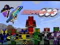 Minecraft Mod Kamen Rider Craft 000 update Sep 18, 2012