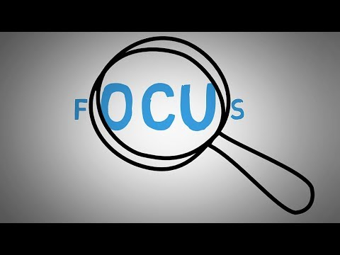 How to Build FOCUS and CONCENTRATION - For Studying and Work (animated)