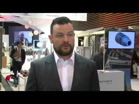 Intermat – WEB TV Eurofor : Interview de Romain Breniaux – Technidrill