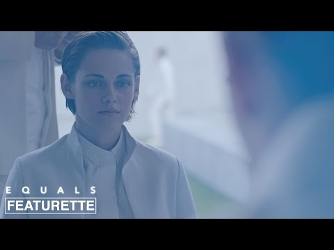 Equals (Featurette 'Silas and Nia')