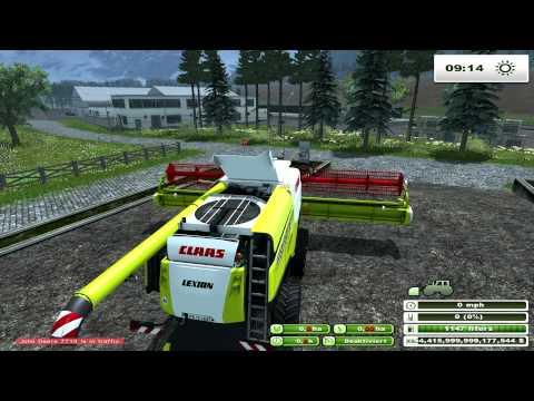 farming simulator 2013 two rivers map pt 1
