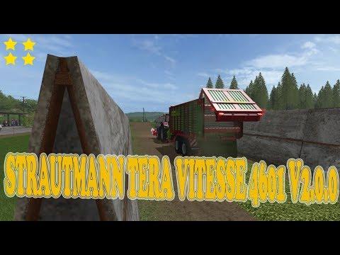Strautmann Tera Vitesse 4601 v2.0.0