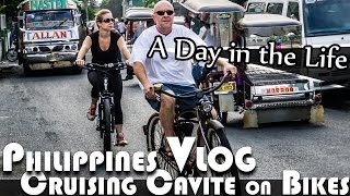 Cavite Philippines  City pictures : LIVING IN THE PHILIPPINES VLOG CRUISING CAVITE ON BIKES (ADITL EP95)