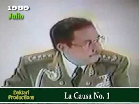1989/020 JUICIO AL GENERAL ARNALDO OCHOA